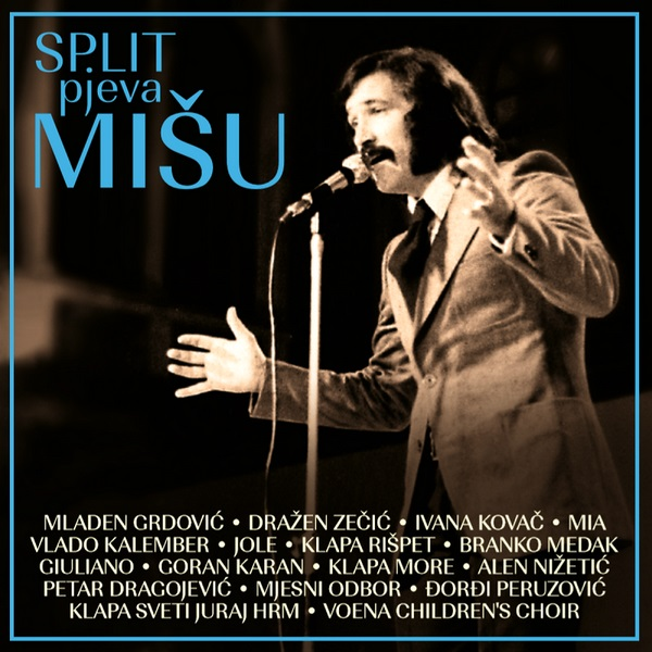 Split pjeva Misu 2020 a