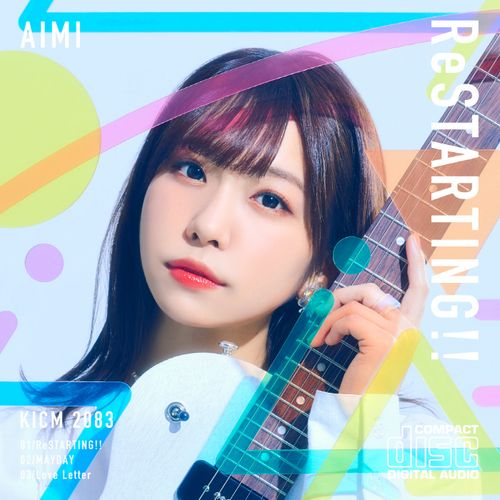 Aimi (from Poppin'Party) - ReSTARTING!! (1st Single)
