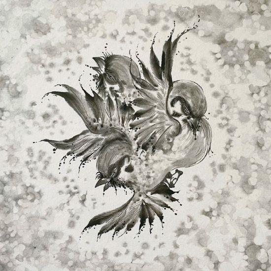 Back Arrow ED2 Single - United Sparrows / FLOW
