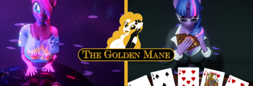 Golden Mane – Casino Equestria [v0.0.4.5]
