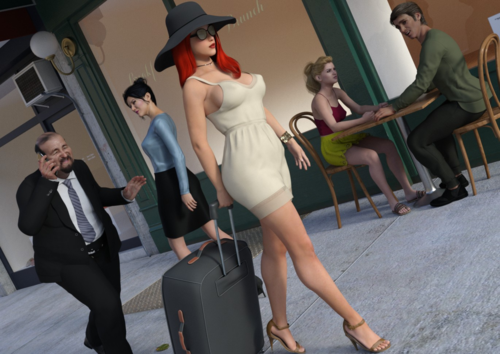 Agent Alona – Missions – Vacation [Update 1]