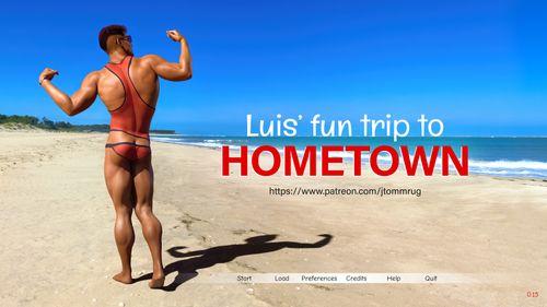 Luis' Fun Trip to Hometown [v0.15]