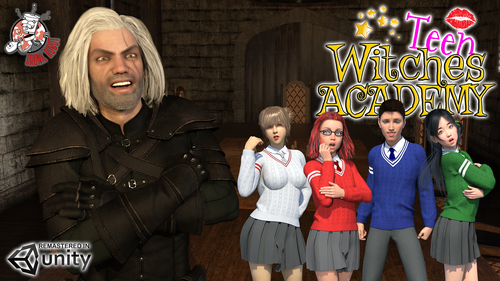 Teen Witches Academy – Remastered [v0.18 Fixed]