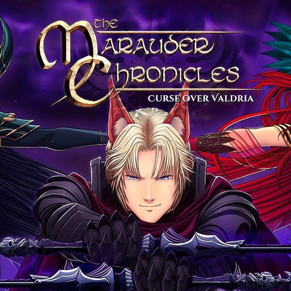 The Marauder Chronicles – Curse over Valdria